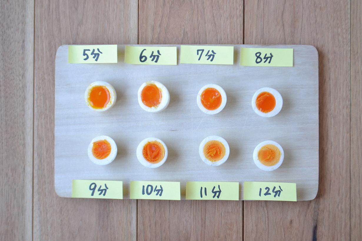 ゆで 卵 の 美味しい 作り方