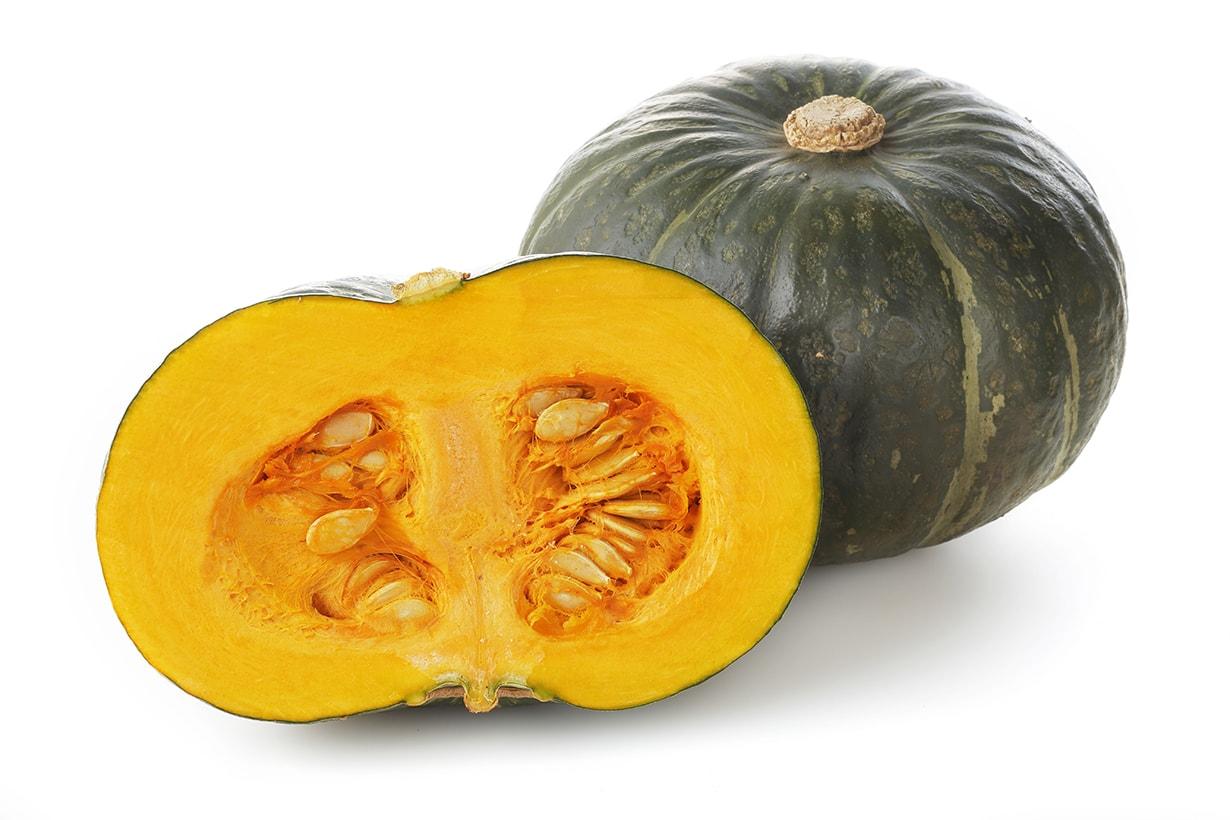 表面 白い かぼちゃ