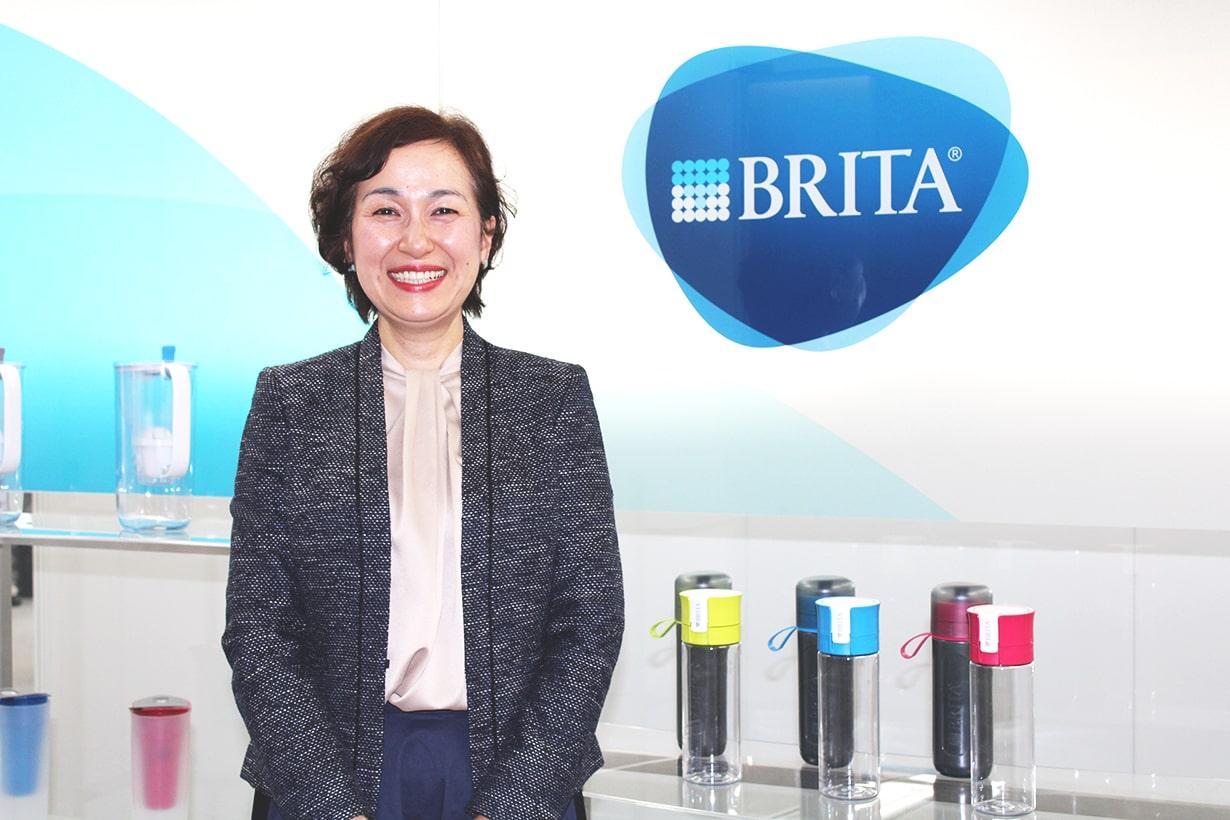 水を飲んで美しく健康に! 浄水器のBRITAが生み出した「水トレ」とは