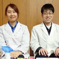 大日本除虫菊株式会社(KINCHO)研究員